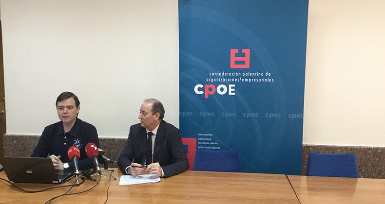 """CEAT Palencia, Asociación de Autónomos integrada en CPOE, presenta la plataforma """"+Autónomo"""""""