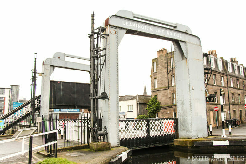 Visitar el Union Canal, una excursión por Edimburgo