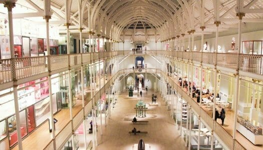 Visita al Museo Nacional de Escocia, en Edimburgo