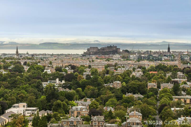 Subir a Blackford Hill Edimburgo Mejores Vistas 1 800