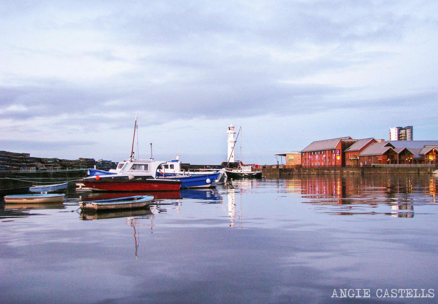Qué ver en Edimburgo Faro de Newhaven