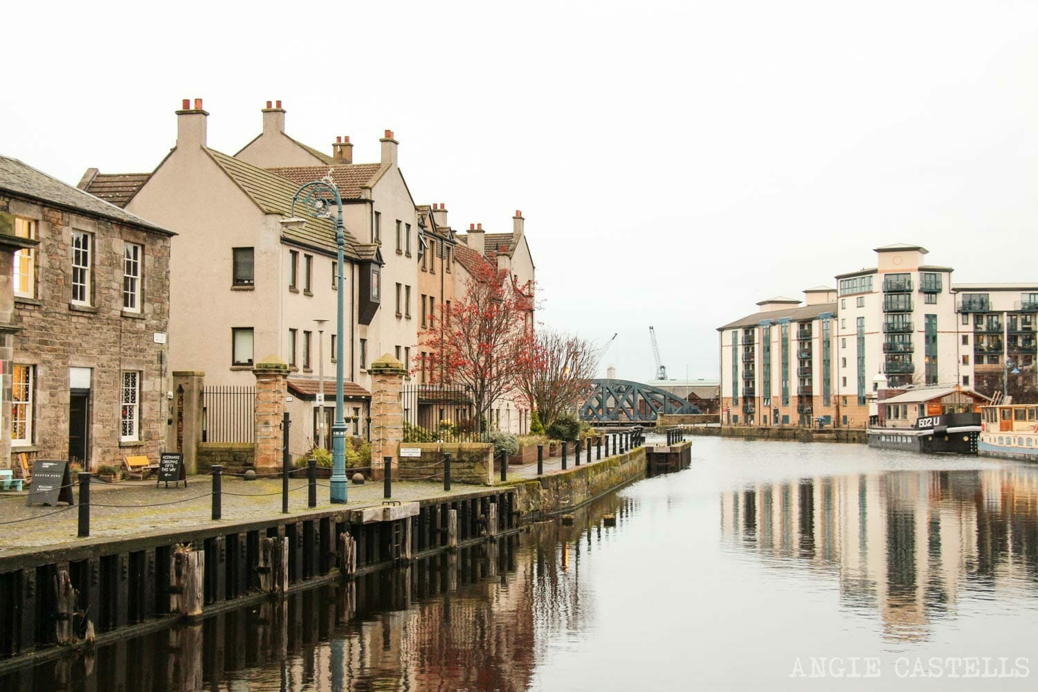 Visitar The Shore, en el barrio de Leith