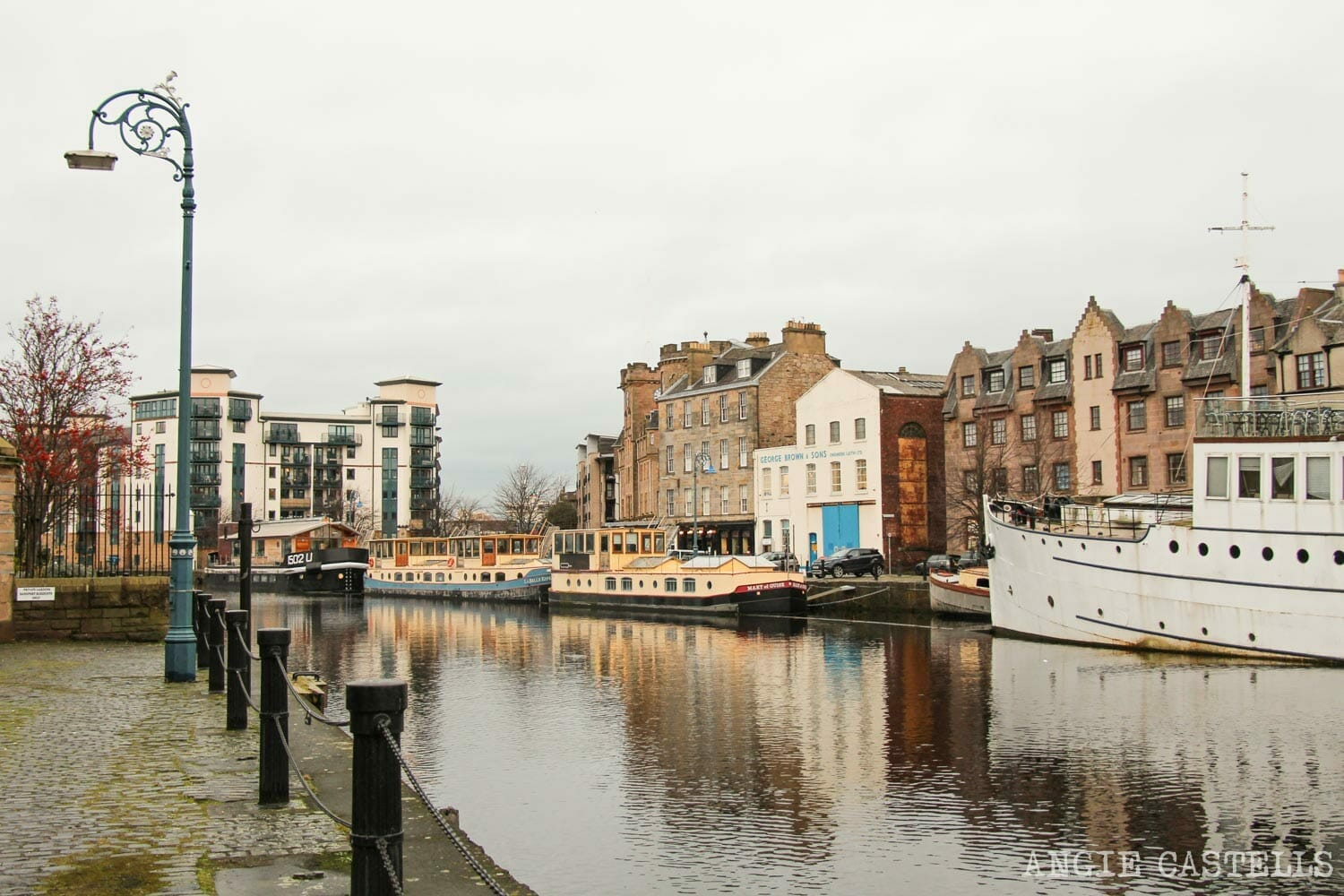 Visitar The Shore, el antiguo puerto de Leith