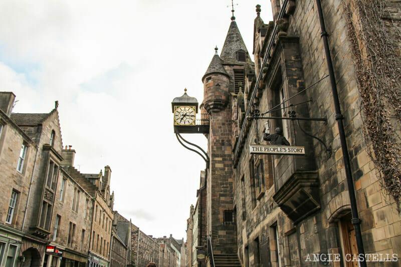 Que-hacer-en-Edimburgo-gratis-Royal-Mile-Peoples-History-Museum
