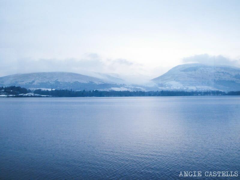 Excursion Lago Lomond y Aberfoyle