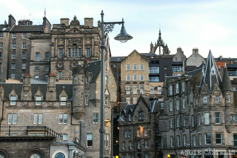 Ruta Old Town Edimburgo Que ver en un dia