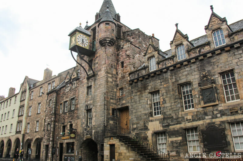 Ruta por la Old Town de Edimburgo - La Royal Mile