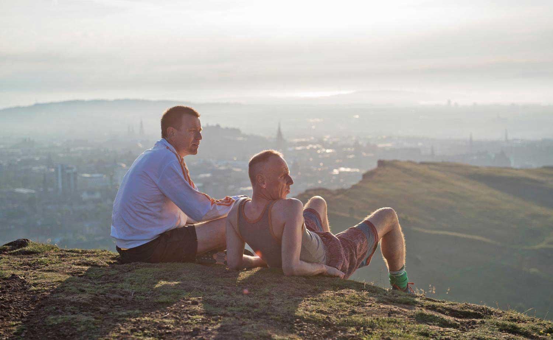 Películas rodadas en Edimburgo y escenarios de cine: T2 Trainspotting