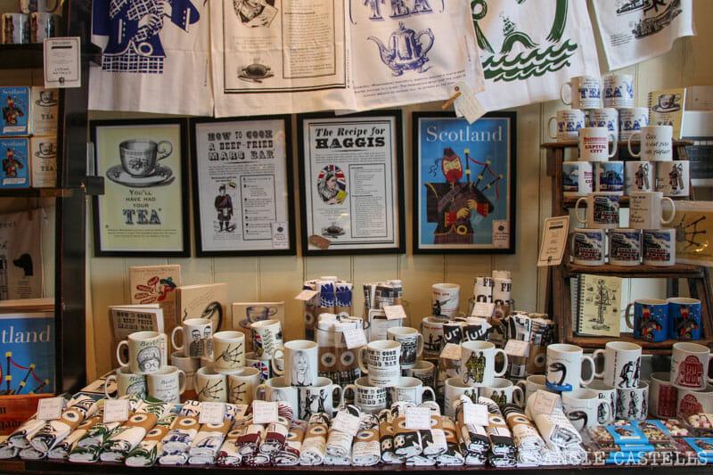 Victoria Street Edimburgo Old Town Museum Context