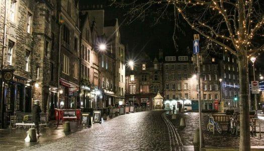 Leyendas e historias del Edimburgo más sombrío