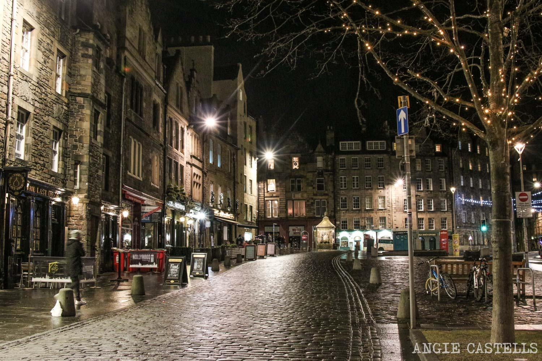 Leyendas de Edimburgo: Grassmarket y Maggie Dickson