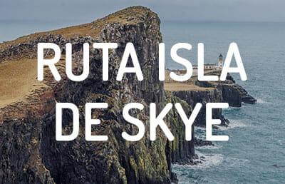Ruta por la isla de Skye en coche