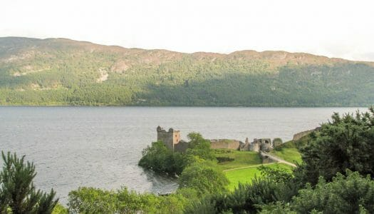 Guía para visitar el lago Ness y el castillo de Urquhart