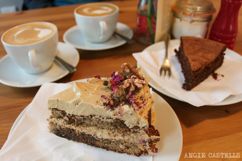 Mejores cafeterías de Edimburgo Desayuno Brunch