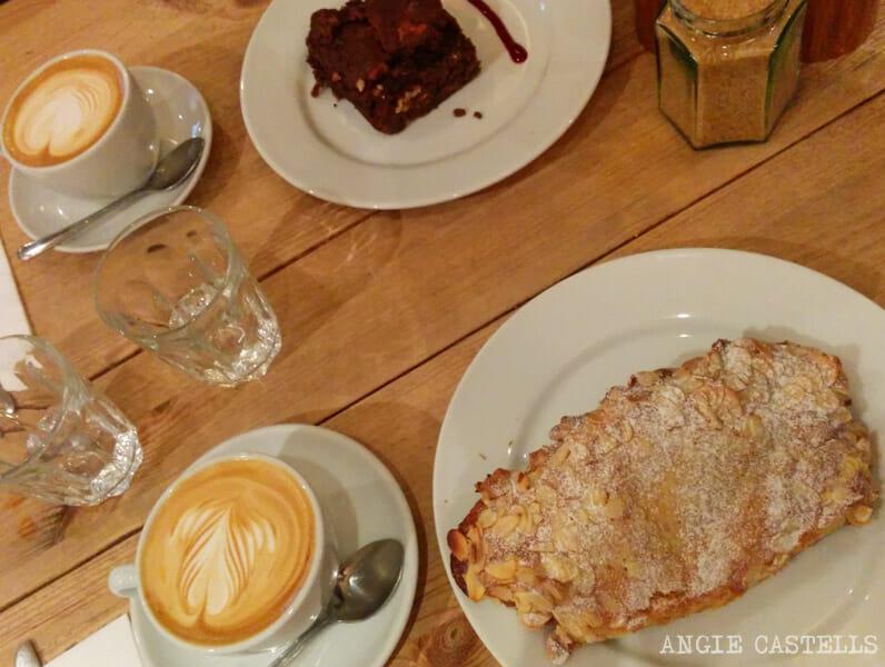 Mejores cafeterías de Edimburgo para brunch o desayuno - Urban Angel
