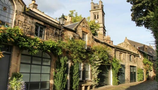 5 razones para visitar el barrio de Stockbridge, en Edimburgo