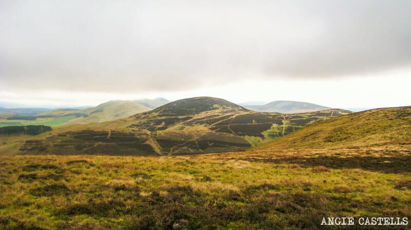 Ruta Pentlands Edimburgo Senderismo Capital View