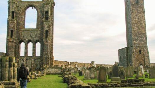 Qué ver en St Andrews, en la costa este de Escocia