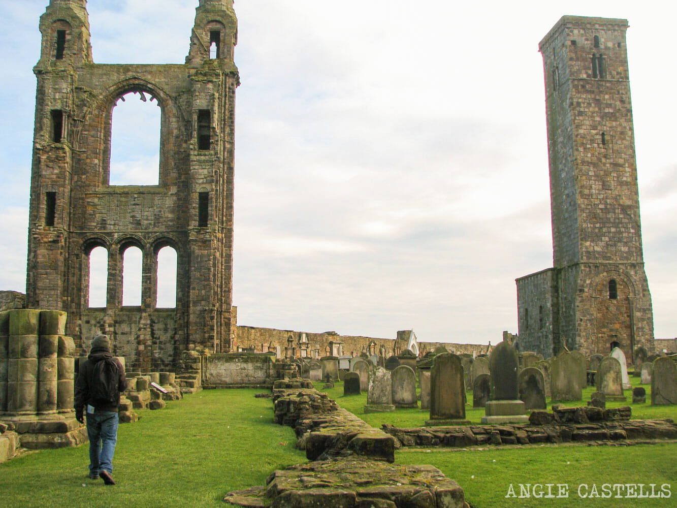 Excursiones desde Edimburgo: St Andrews