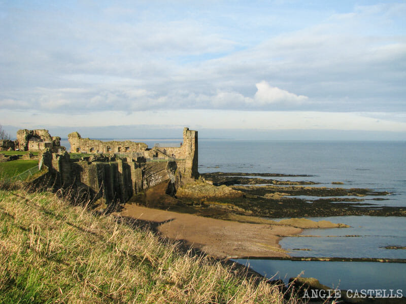 Que-ver-en-St-Andrews-Escocia-Castillo-Excursion-desde-Edimburgo