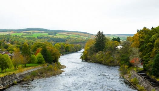 Qué ver en Pitlochry, en el corazón de Escocia