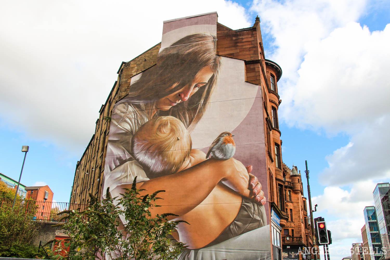 Ruta por Glasgow - Los mejores murales y grafitis
