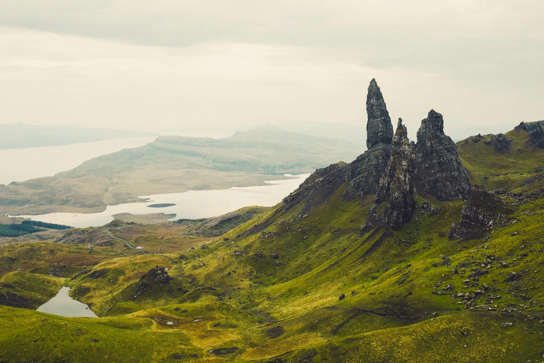 Ruta por la isla de Skye en 2 días - Old Man of Storr