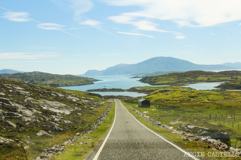 Consejos para conducir por Escocia - Lewis y Harris