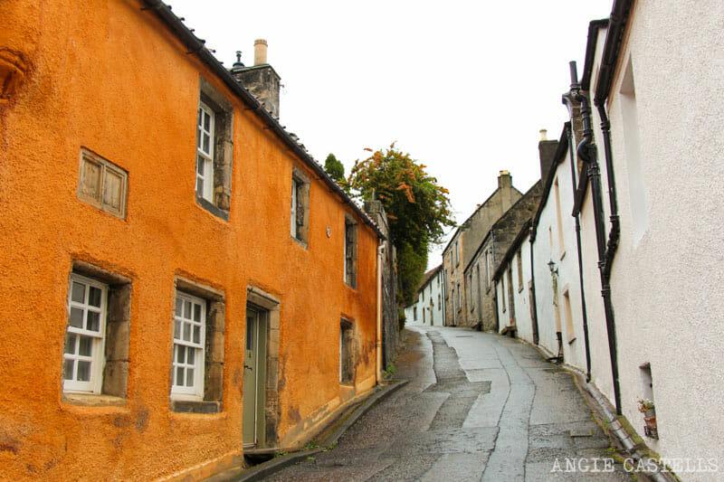 Qué ver en Culross, uno de los pueblos más bonitos de Escocia
