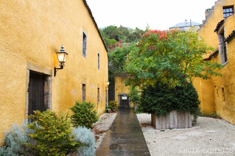 Visitar Culross, uno de los pueblos más bonitos de Escocia - Culross Palace