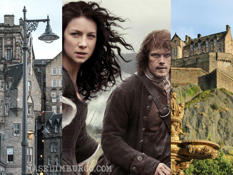 Ruta por los escenarios de Outlander en Edimburgo
