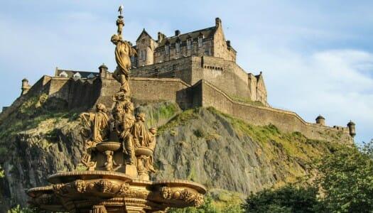 El Castillo de Edimburgo en 10 curiosidades
