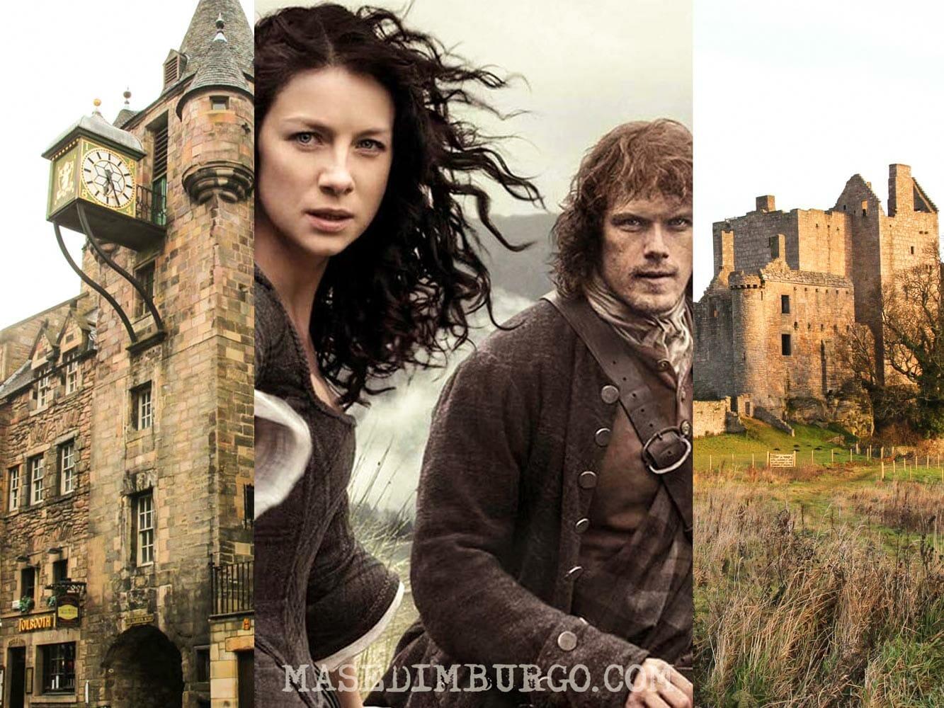 Ruta por los escenarios de Outlander en Edimburgo: dónde se rodó