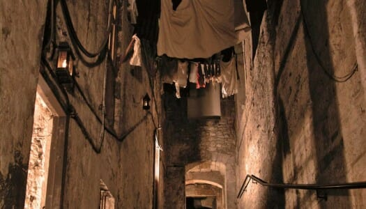 Mary King's Close, visita a la ciudad subterránea de Edimburgo