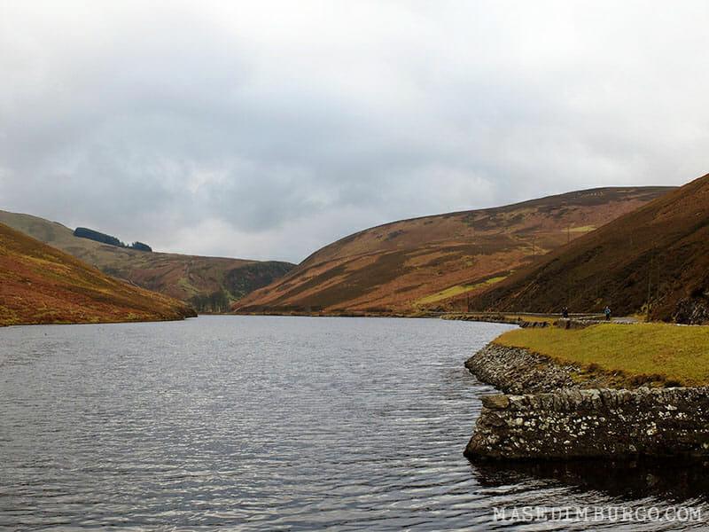 Ruta Pentlands Edimburgo Senderismo Loganlea Reservoir 3