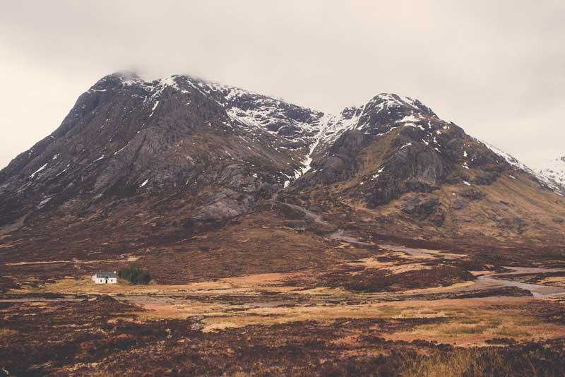 La mejor época para viajar a Escocia - Glencoe