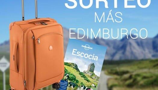 Gana una maleta Delsey y una guía de Escocia