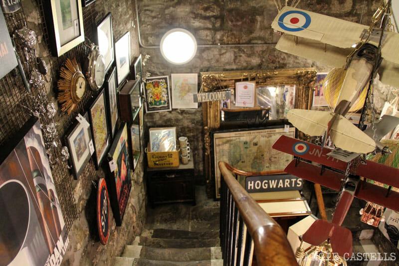 Mejores tiendas Edimburgo regalos originales Museum Context