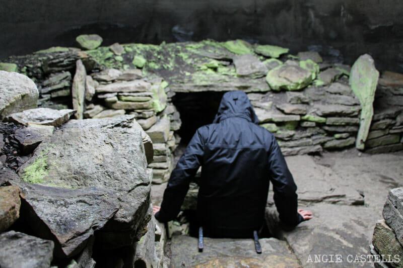 Que ver Orkney Islas Orcadas Taversoe Tuick Rousay