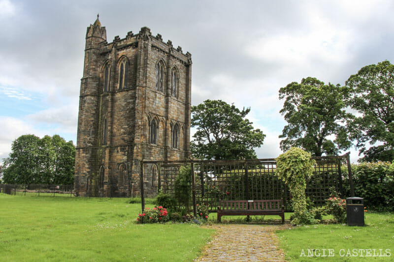 Guía de Stirling: qué ver en un día - Abadía de Cambuskenneth