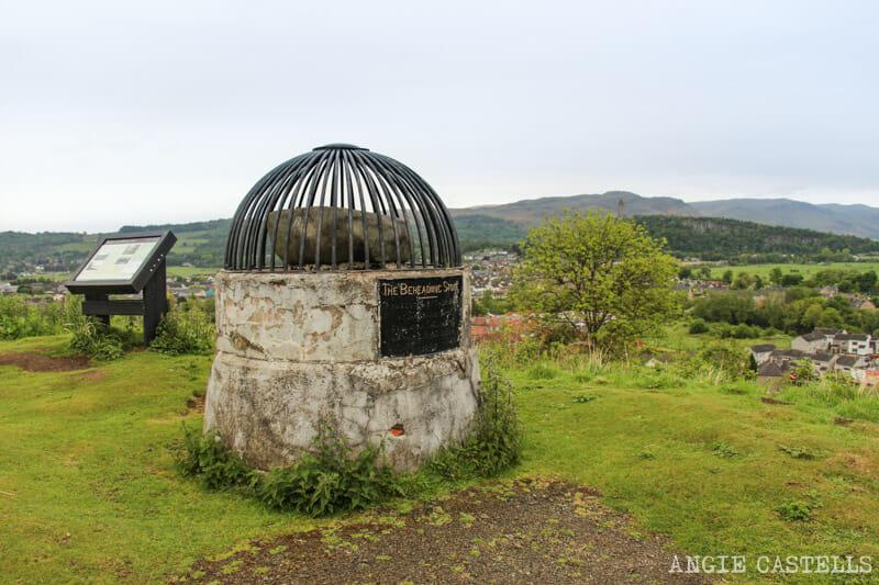 Guía de Stirling: qué ver en un día - Beheading Stone