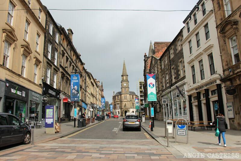Guía de Stirling: qué ver en un día - El centro