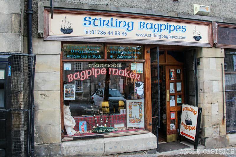 Guía de Stirling: qué ver en un día - Old Town