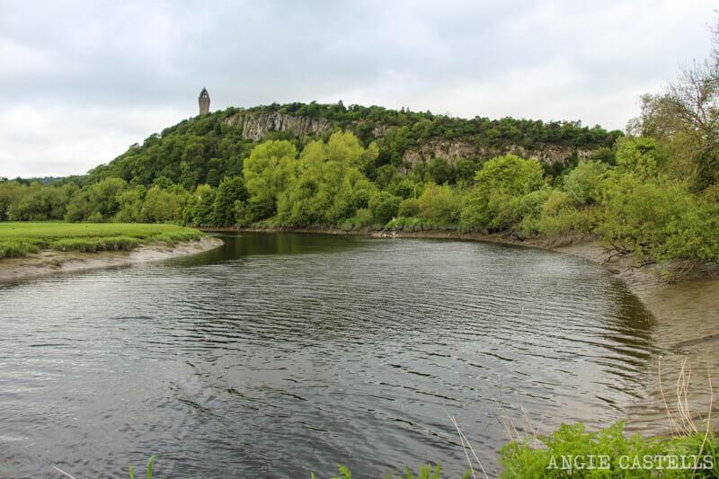 Guía de Stirling: qué ver en un día - El Wallace Monument y el río Forth