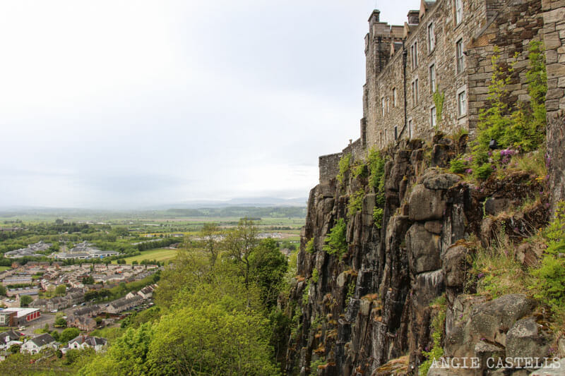 Guia Stirling Visitar Castillo de Stirling
