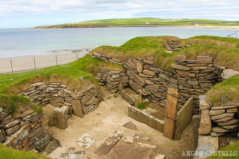 Ruta Islas Orcadas 3 dias Que ver en Orkney Skara Brae