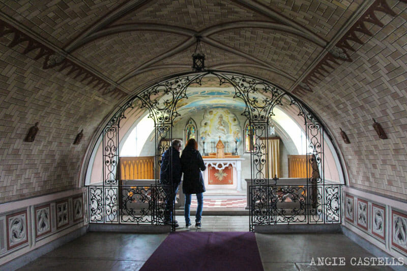 Ruta islas Orcadas Que ver en Orkney Italian Chapel