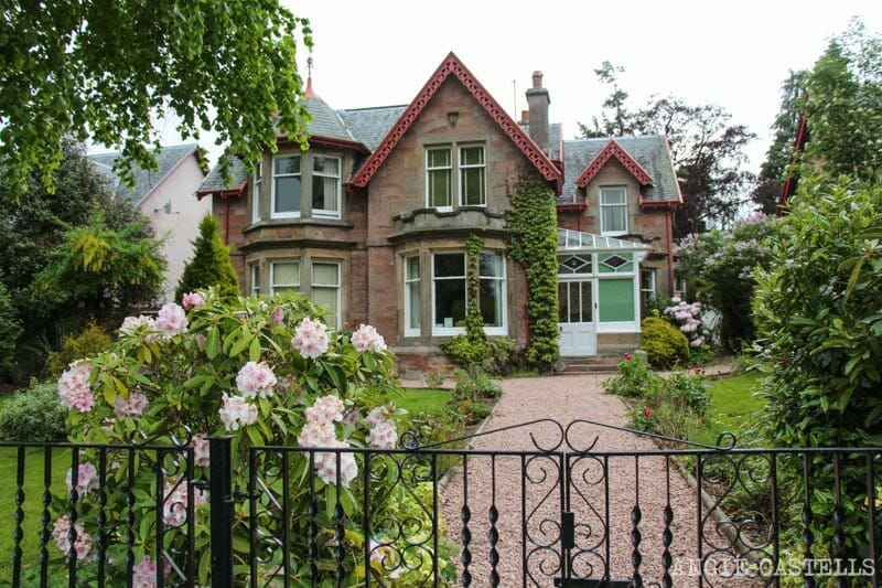 Visitar Inverness Que ver Arquitectura