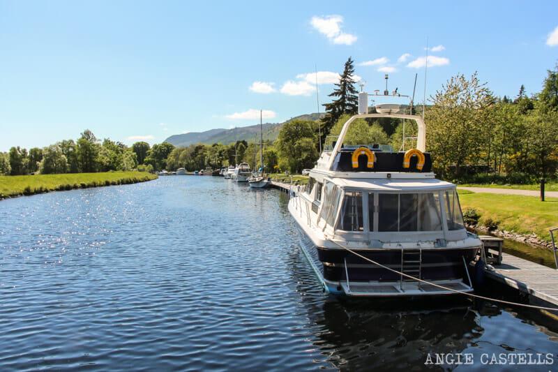 Visitar Inverness Que ver Crucero lago Ness
