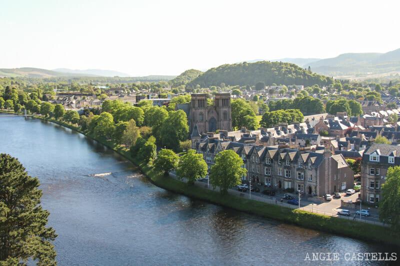 Visitar Inverness Que ver Observatorio castillo